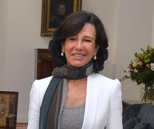 Ana Botín.