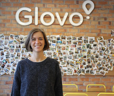 Glovo nombra a Ana Champetier Directora General de Food Innovation