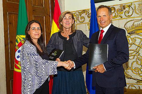 Ana Fernández, Marta Betanzos Roig Y Pedro Ruiz.