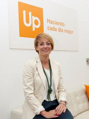 Ana Isabel Iglesias, Up SPAIN.
