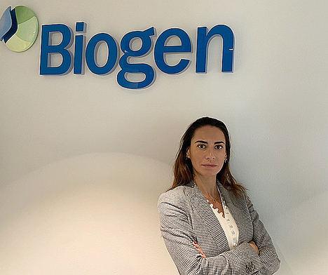 Ana Isabel Sánchez Cidrera, Legal Director & Corporate Counsel de Biogen para España y Portugal