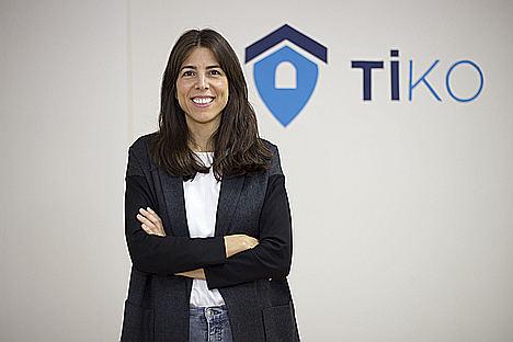 Ana Villanueva, CEO de Tiko.