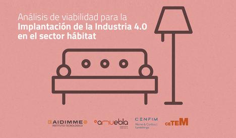 CETEM y AMUEBLA publican una guía para la digitalización del sector del mueble