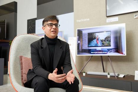 La investigación de Samsung en Smart TVs se premia en ICCE 2021
