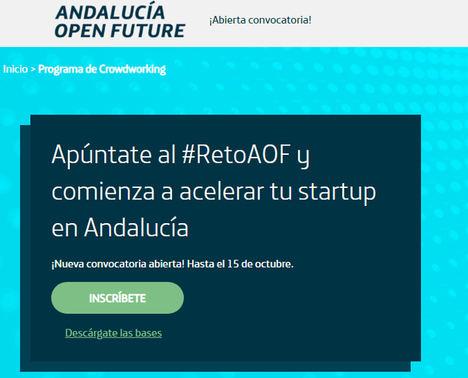 Transformación Económica, Telefónica y Ayuntamiento de Córdoba abren convocatoria para acelerar hasta 20 startups a través de