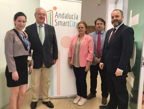 Andalucía Smart City muestra su modelo de innovación a informáticos cubanos