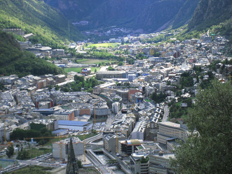 Andorra, uno de los países inversores de la Europa occidental