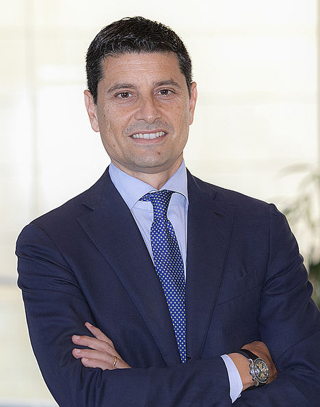 Andrea Di Carlo nombrado Director Ejecutivo Adjunto de la EUIPO