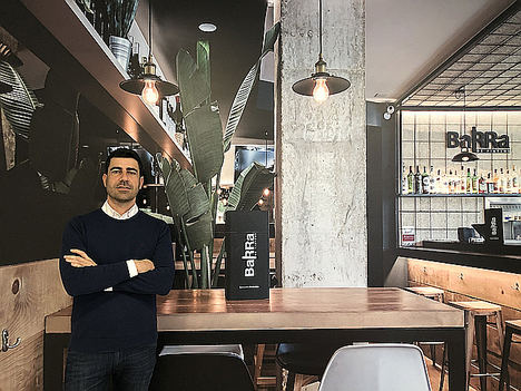 Andrés Costa Milán nuevo director de franquicias de BaRRa de Pintxos