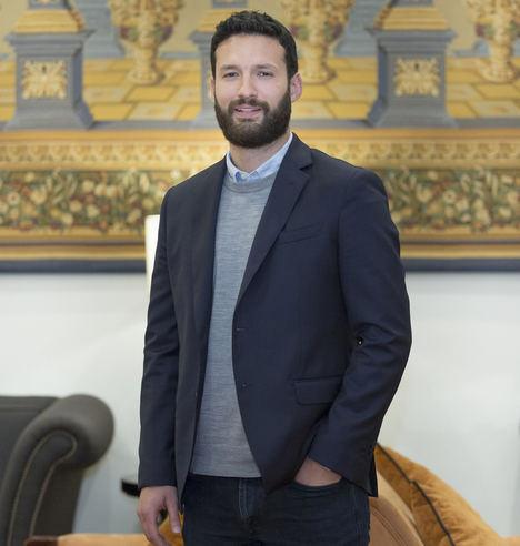 Andrés Reyes, Territory Manager para España y Latinoamérica de Rydoo.