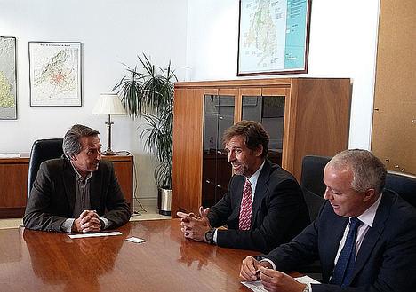 Anefhop informa al Director General de Urbanismo de Madrid de la situación del sector del hormigón
