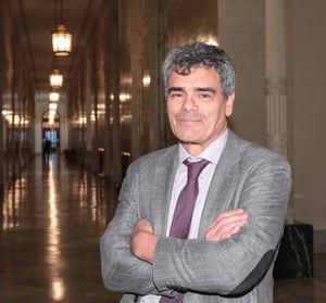 Ángel Estrada, Banco de España.