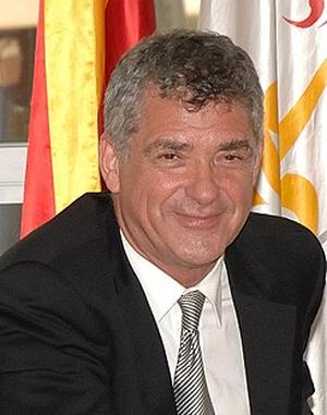 Ángel María Villar.