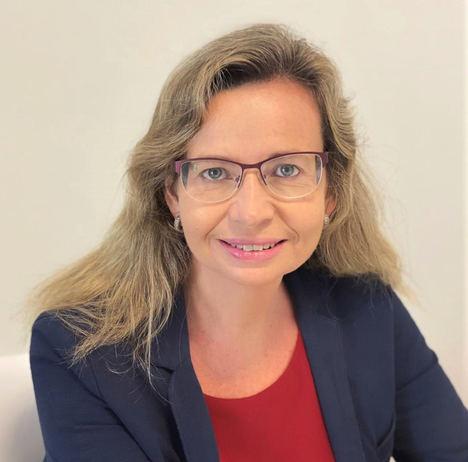Anna Puigdevall, directora general de la AIC.