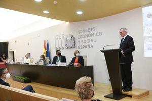 Antón Costas aboga por un nuevo contrato social que cree corrientes favorables a las reformas y evite el oportunismo político