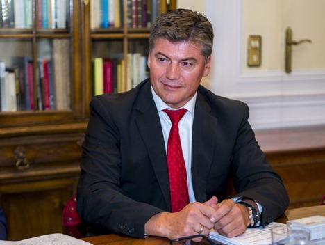 Antoni Cañete, vicepresidente y portavoz de la Plataforma Pymes.