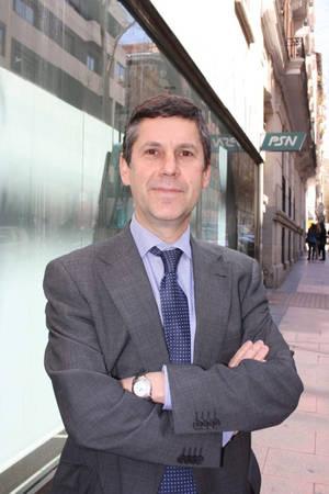 Antonio Barahona, director del Área Económico-Financiera, PSN.
