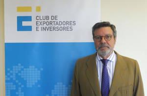 Antonio Bonet, presidente del Club de Exportadores e Inversores.