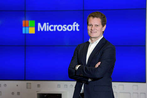 Antonio Budia, nuevo Director de Operaciones y Marketing (COO & CMO) de Microsoft Ibérica