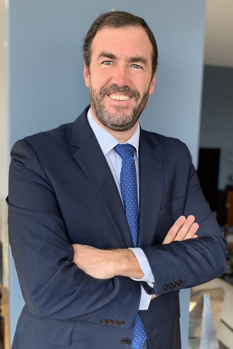 Antonio Colino, Dtor. Gral. de Aldro Energía.