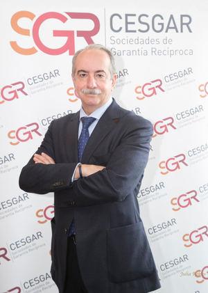 Antonio Couceiro Méndez, SGR-CESGAR.