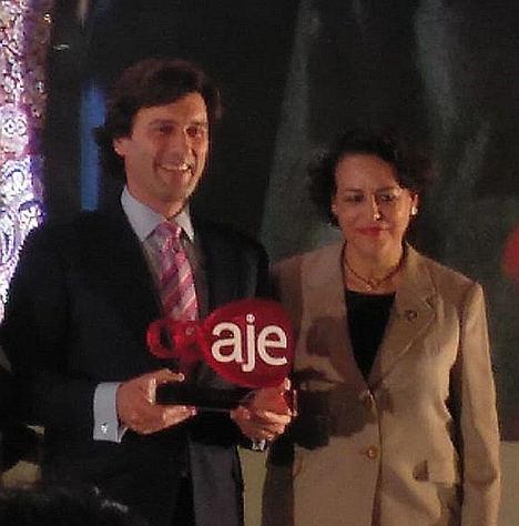 Masaltos.com obtiene el 'Premio Nacional al Relevo Generacional'