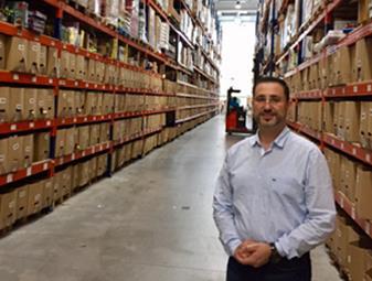 Wellindal ficha al ex Managing Director de redcoon, Antonio Frias