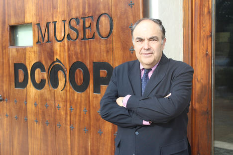 Antonio Luque, presidente de DCOOP.