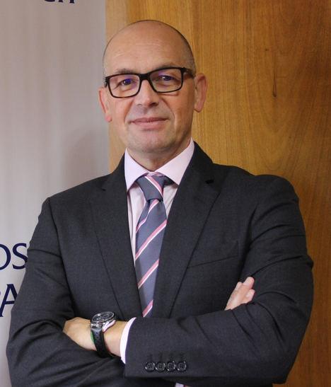 Antonio Peláez, responsable de liderar la nueva Dirección Territorial de Zurich.