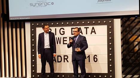 Antonio Pita, ganador en los Data Science Awards
