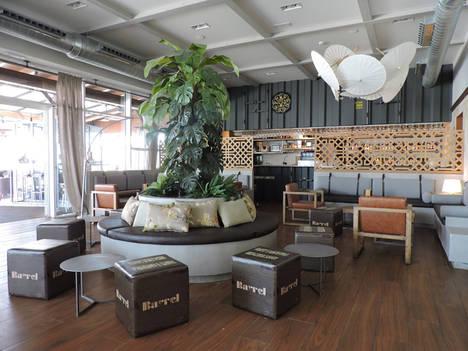 Anubis Lounge Coffee Coctelería se presenta como la primera coctelería en franquicia