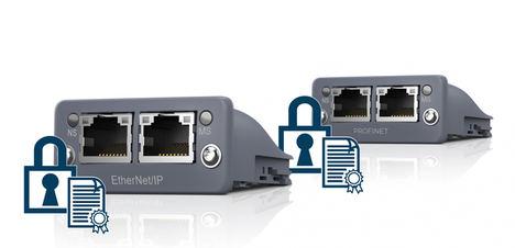 Anybus CompactCom permite la comunicación segura de dispositivos IIoT