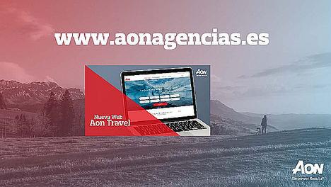 Aon lanza una nueva plataforma de gestión de seguros de viaje exclusiva para agencias