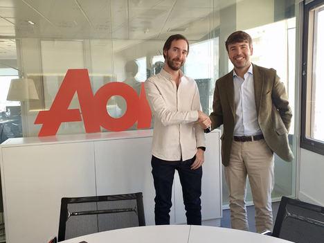 Aon y la Asociación Española de Startups llegan a un acuerdo para impulsar el emprendimiento en España