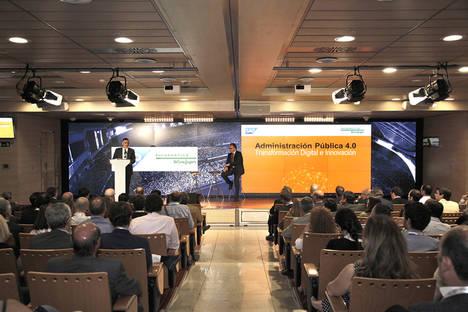 IECISA y SAP España abordan los retos de la Administración Pública 4.0