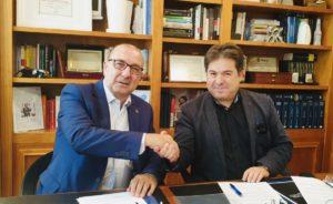 La Asociación Profesional de Expertos Técnicos Inmobiliarios (APETI) firma un importante acuerdo de colaboración con el Instituto de Formación y Reciclaje Internacional