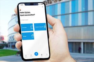 El RCD Espanyol estrenará, en colaboración con CaixaBank, la primera app del fútbol español con sistema cashless