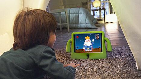 De Oriente al smartphone: la primera app para hablar con los Reyes Magos en tiempo real