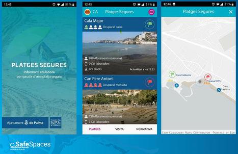 Esri y Nexus Geographics lanzan una solución para digitalizar la gestión de playas mediante tecnología cloud y de location intelligence