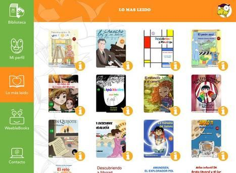 La editorial infantil WeebleBooks lanza su propia App para la descarga gratuita de cuentos y libros educativos