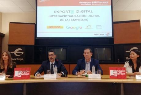Aragón Exterior pone en marcha un plan para el desarrollo del comercio electrónico de las pymes aragonesas