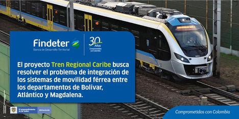 Ardanuy Ingeniería diseñará el Tren Regional Caribe (Colombia)