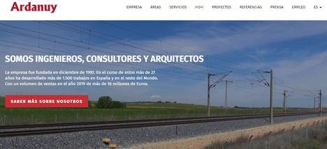 Ardanuy Ingeniería, a cargo del proyecto de ampliación de la infraestructura del Tram de Alicante