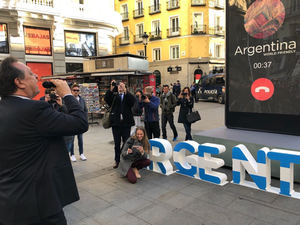 Argentina multiplica la frecuencia de vuelos internacionales