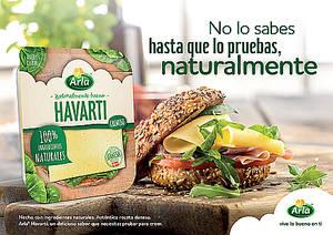 Arla, más de 35 años ofreciendo al consumidor productos 100% naturales