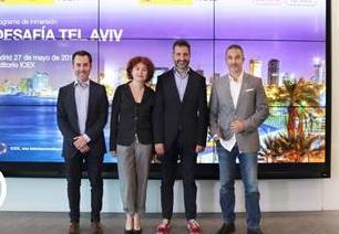 """Arranca el programa de inmersión """"Desafía Tel Aviv y Hong Kong"""" de ICEX y Red.es"""