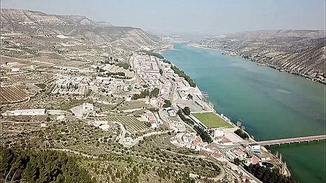 Mequinenza implanta en el municipio la gestión inteligente del agua