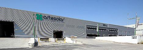 Artesolar emprende la ampliación de sus instalaciones