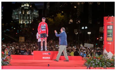 Más de 2´5 millones de personas disfrutan de La Vuelta y las actividades de Carrefour