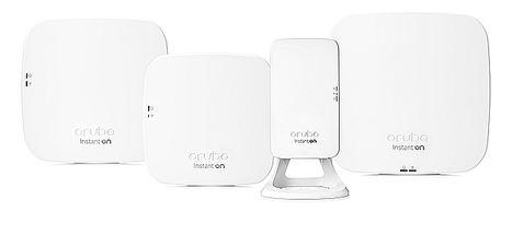 Aruba lanza soluciones WiFi simples y seguras para pequeñas empresas